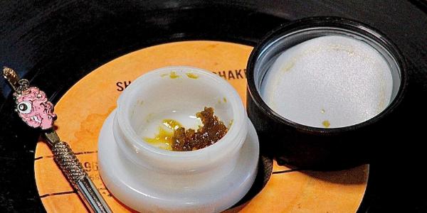Marijuana Sugar Wax