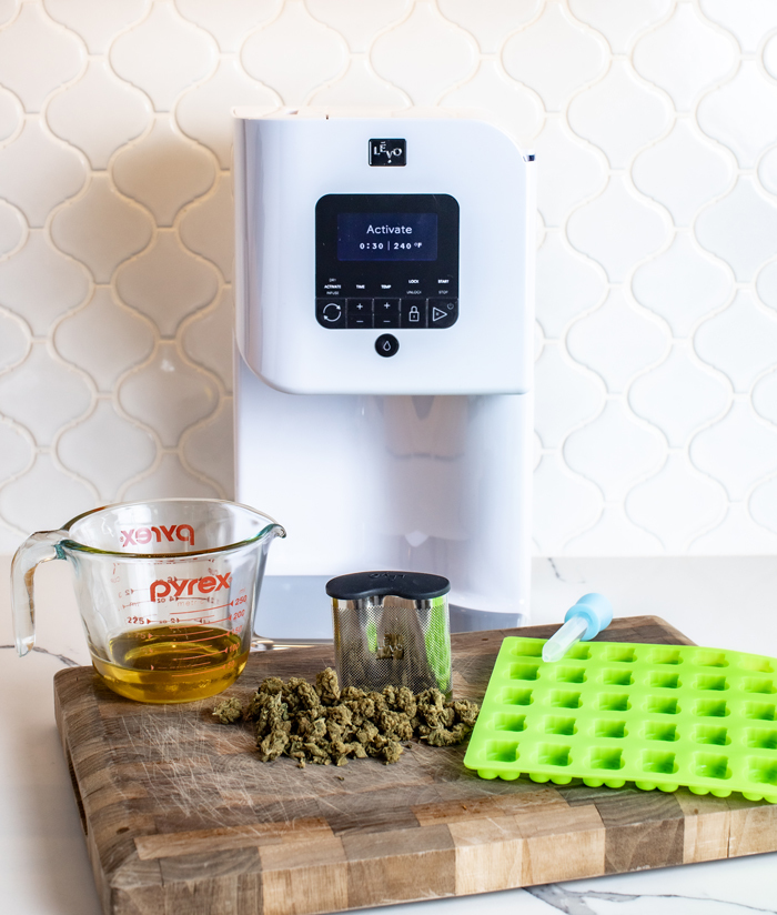 Levo 2 Oil Infuser - Used with Permission by LEVO
