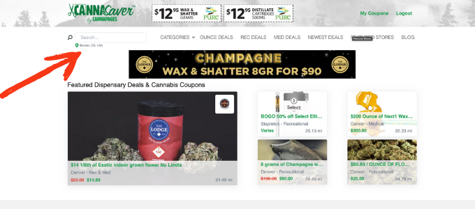 how to find cheapest weed deals in co
