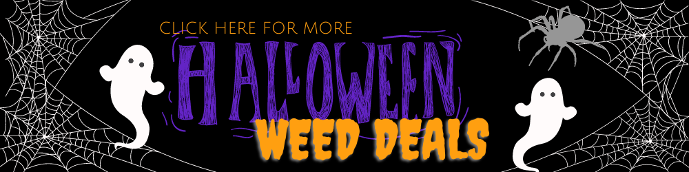 halloween weed deals CTA