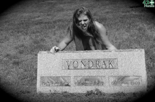 """Von Drak"" Drukul originally... the whole family died in 1969, hmmmm, or did they?"