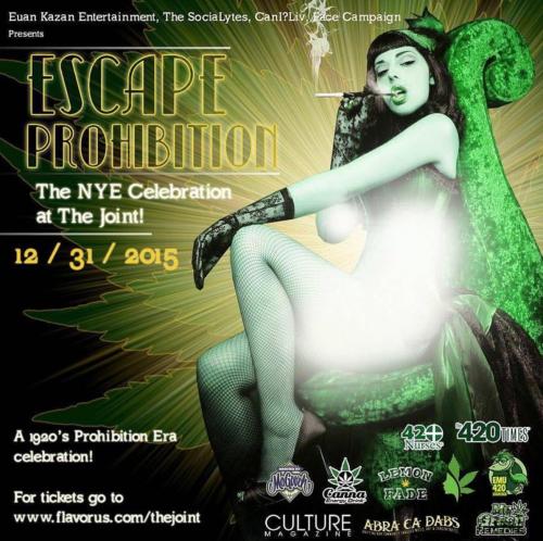 The Joint- A 1920's Prohibition-Era Celebration!