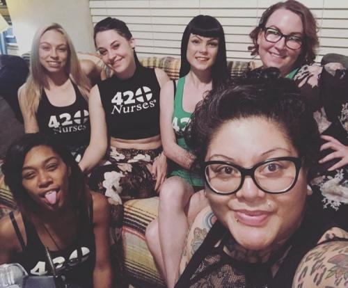 420nurses Sin City Chapter 💚