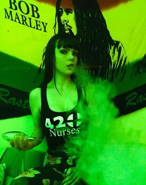 420 Nurses Gear 💚