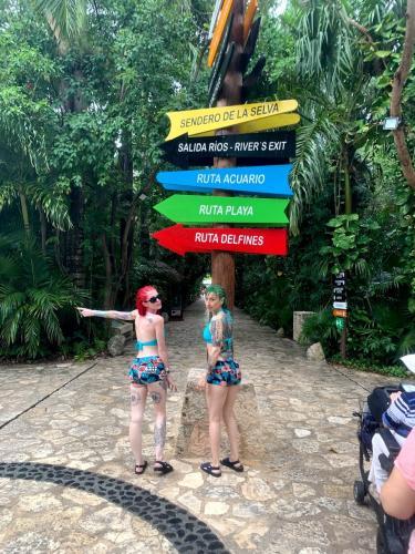 420nurses visit Cancun, Mexico
