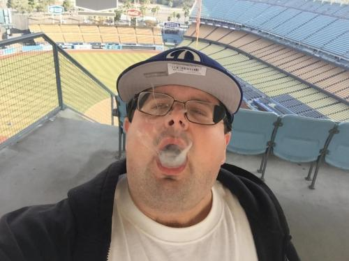 Dodgers Experience vip sec