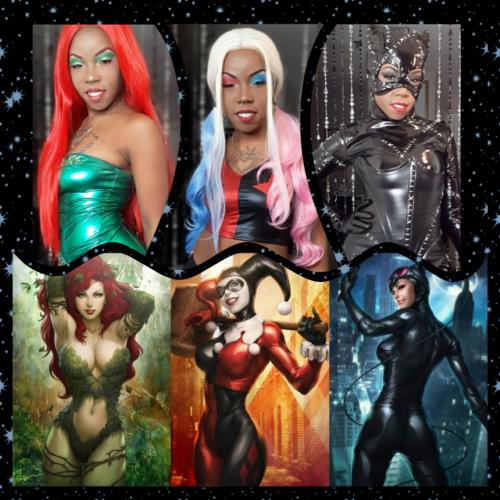 DC Cosplay 2
