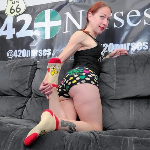 Amber Lynne Woodstock Socks 2