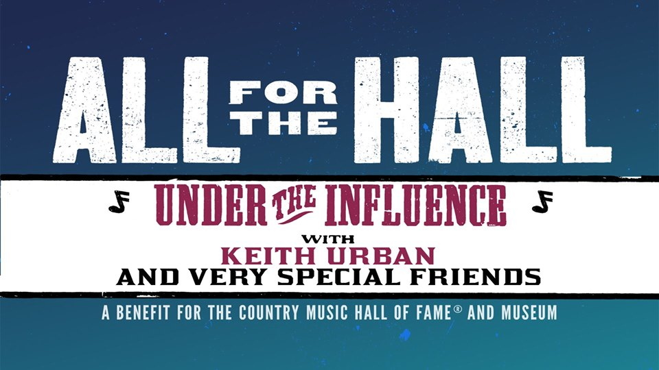 All For The Hall: Under The Influence