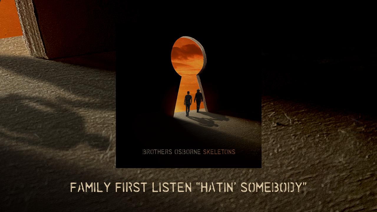 "Family First Listen: ""Hatin' Somebody"""