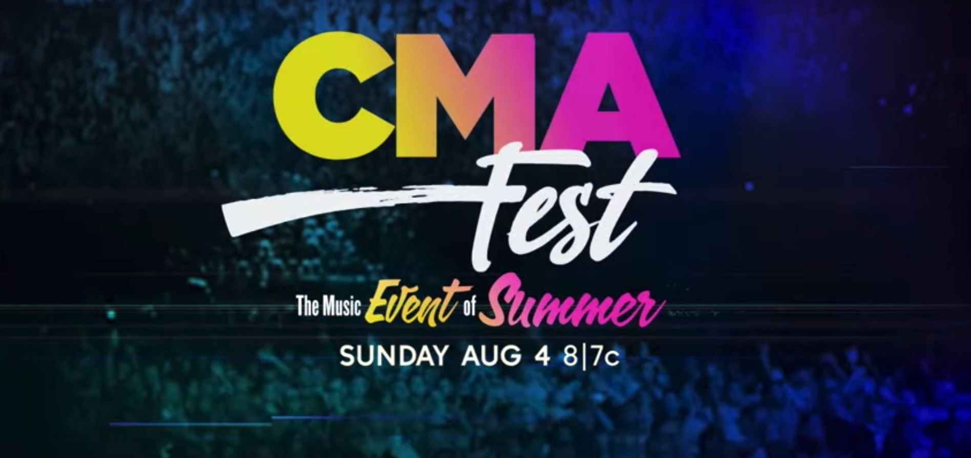 2019 CMA Fest TV Special
