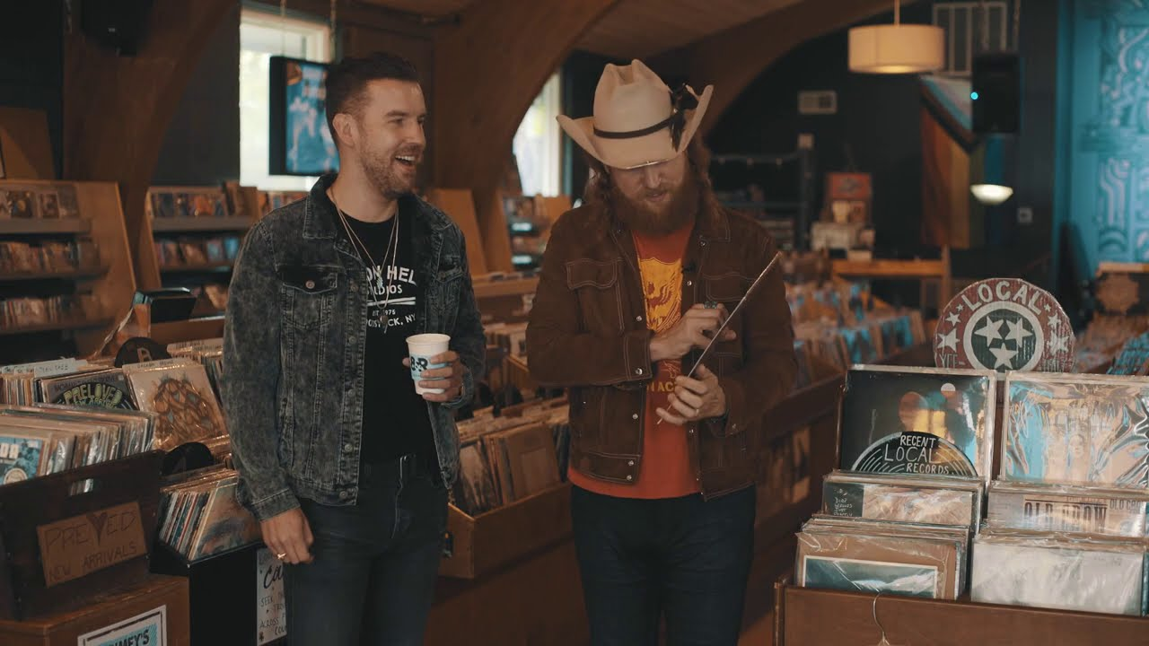 Shopping For Vinyl With Brothers Osborne