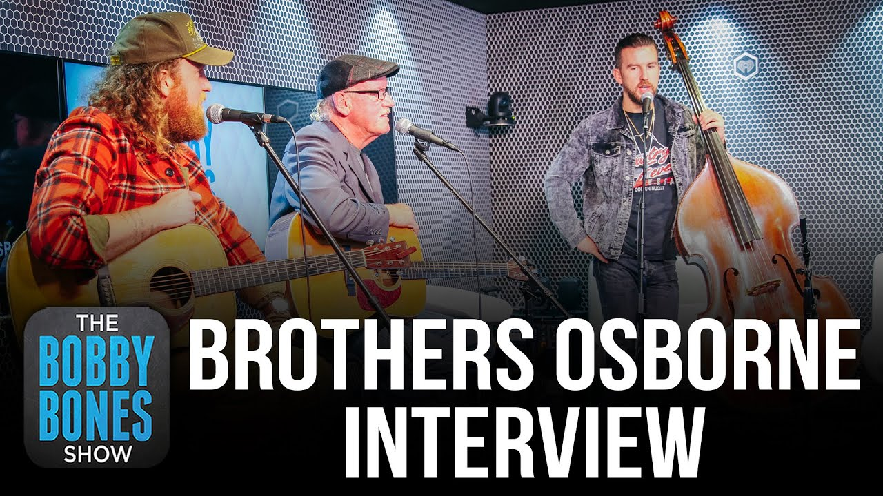 Brothers Osborne Talks About New Album 'Skeletons'