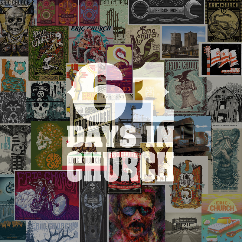 61 Days in Church