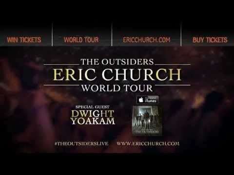 Eric Church: The Outsiders World Tour