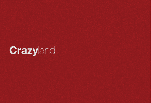 Crazyland - Lyric Video