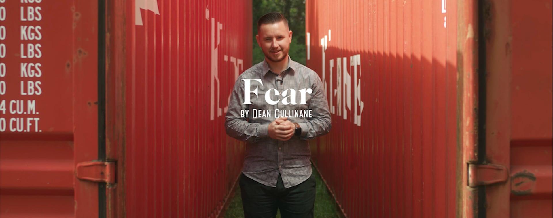 Fear | Dean Cullinane