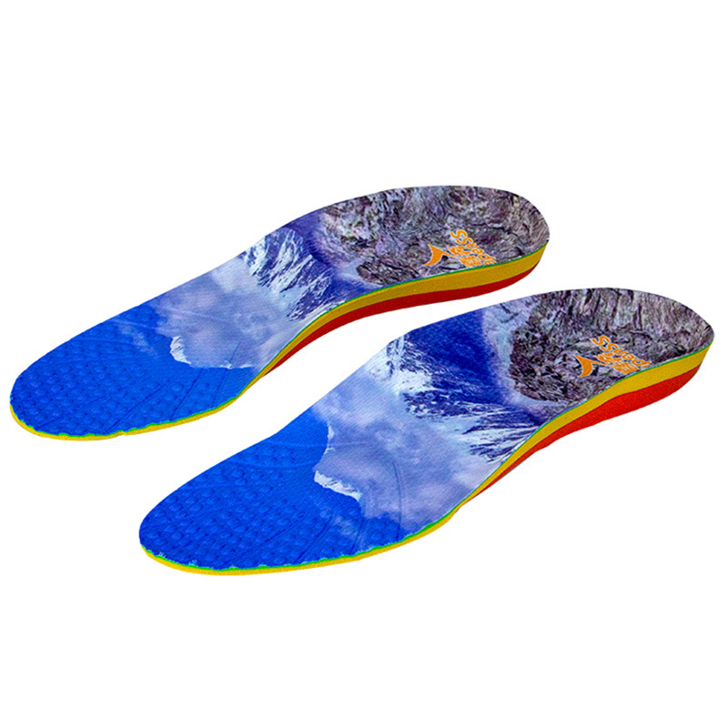 Mountains Deodorizing and Height Boosting Insoles