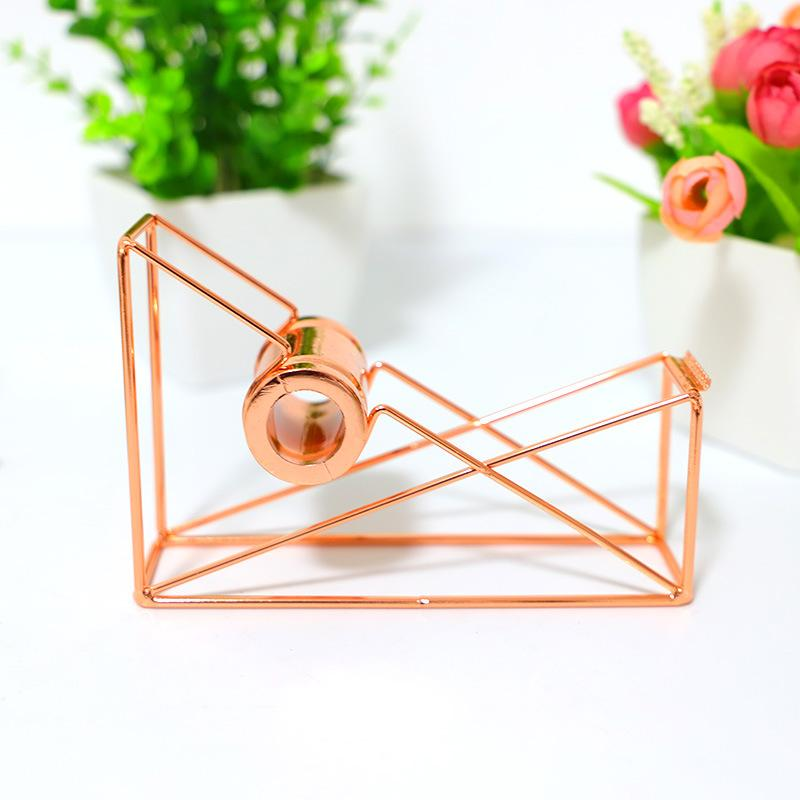 Rose Gold/Gold Tape Dispenser
