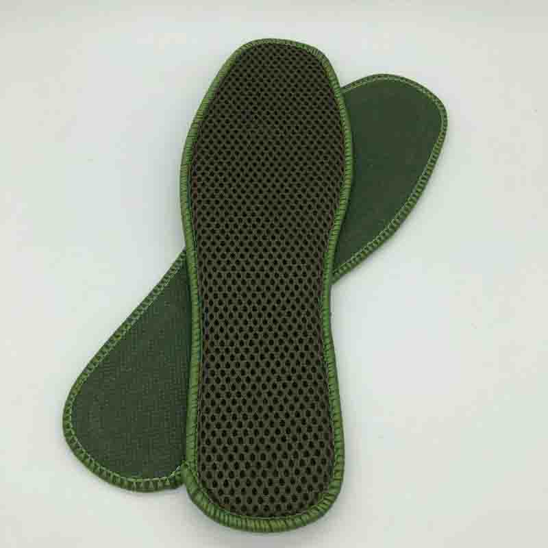 Mesh Shock Absorption Colored Insoles