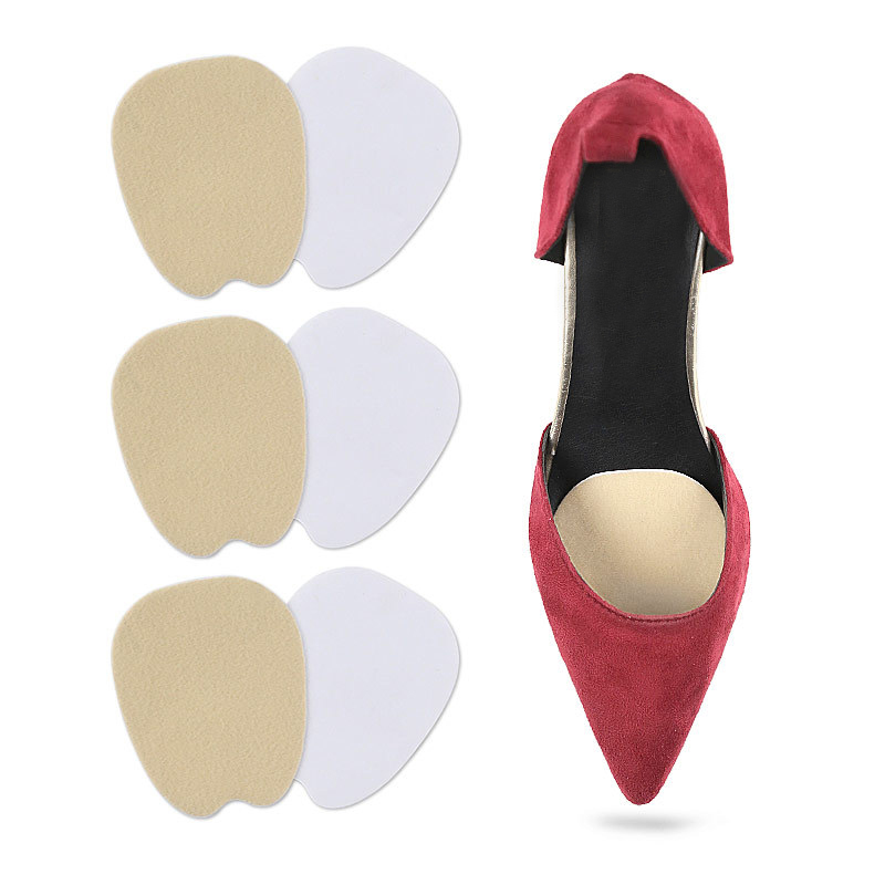 Ultra-Thin Cotton Velvet Non-Slip Sole Stickers