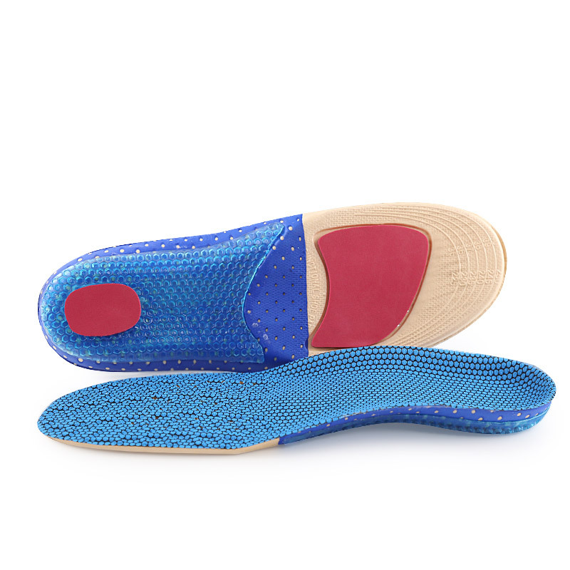 Abstractions Color Foot Insole