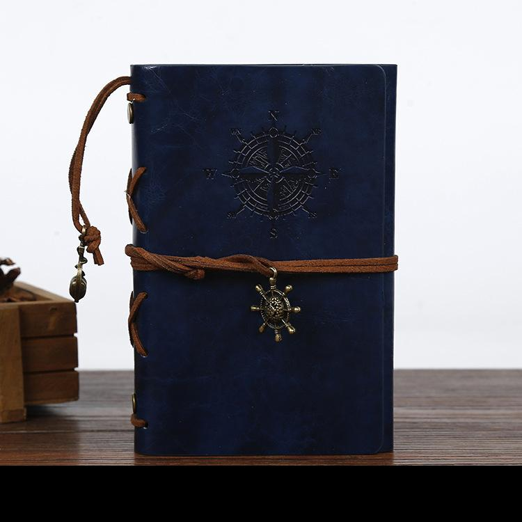Sailor's Retro Strap Notebook