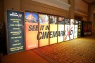 CinemaCon 2016 Trade Show and Trade Show Suites