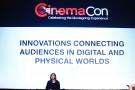 International Day Afternoon Seminars at CinemaCon 2016