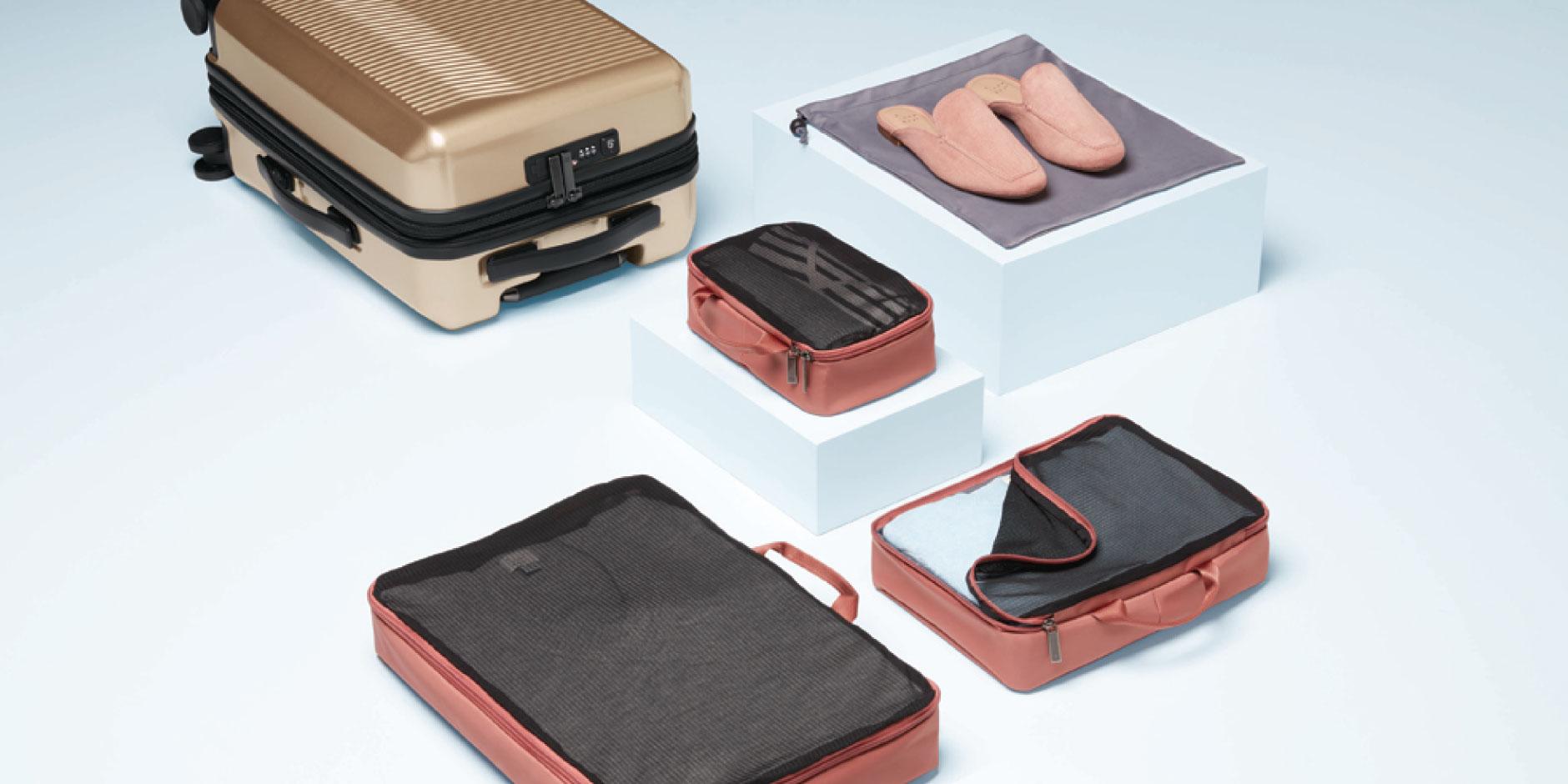 Target's New Designer-Like Luggage Line Is All Under $200 | Hunker