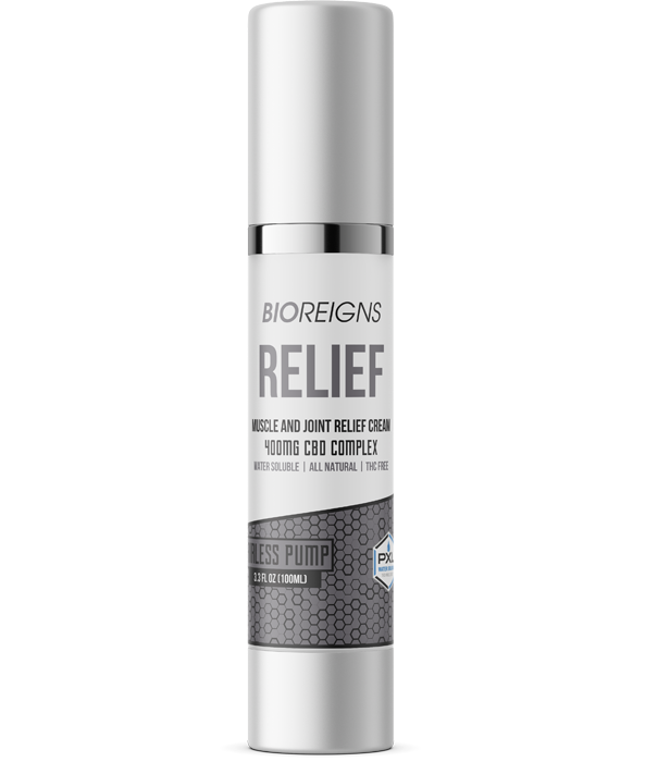 Bioreigns Relief Pain Cream