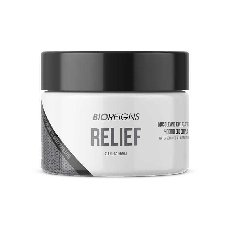 Bioreigns Relief Salve