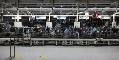 Manual Assembly Line