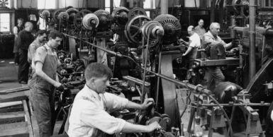 Card mass production