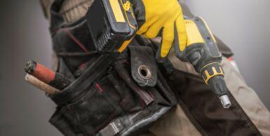 Industrial consumer power tools case hero