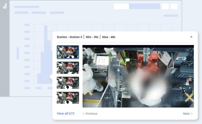 Screenshots histogram