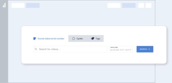 Screenshots search