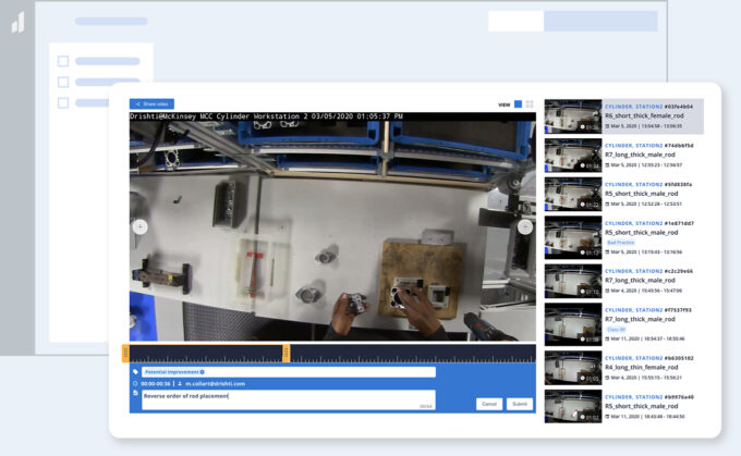 Screenshots training tagging