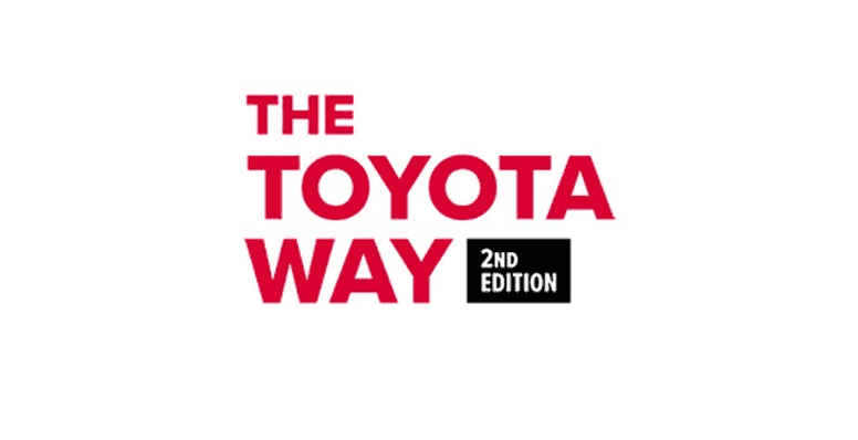 Logo the toyota way