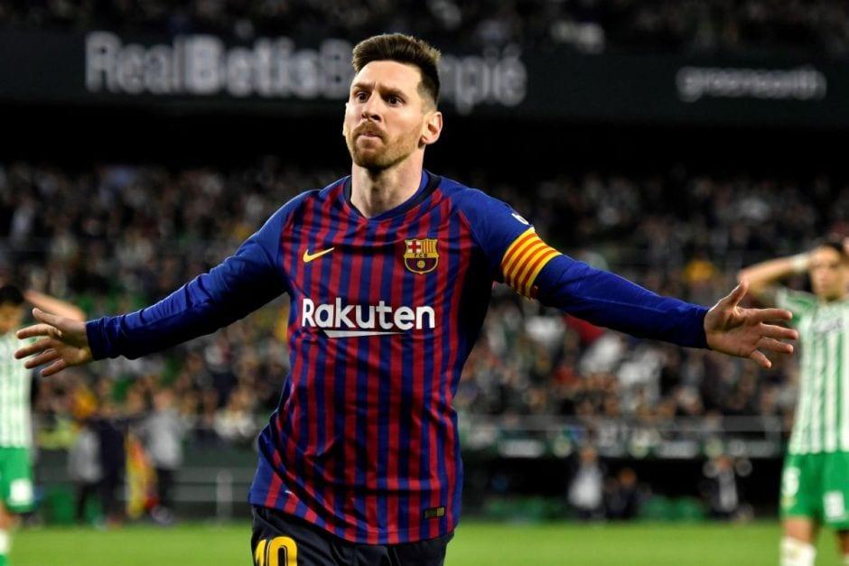 El increíble Leo Messi: anotó más goles que partidos jugados durante ladécada