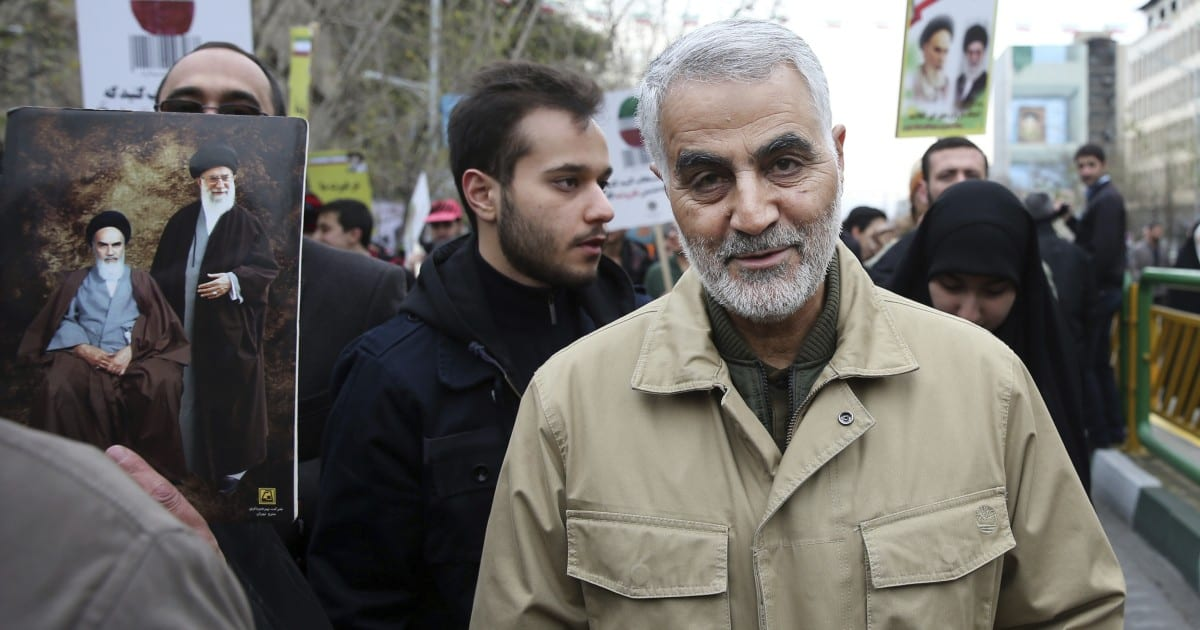 Israel recibió aviso previo del plan de Estados Unidos para matar al general iraní Suleimani, según un informe