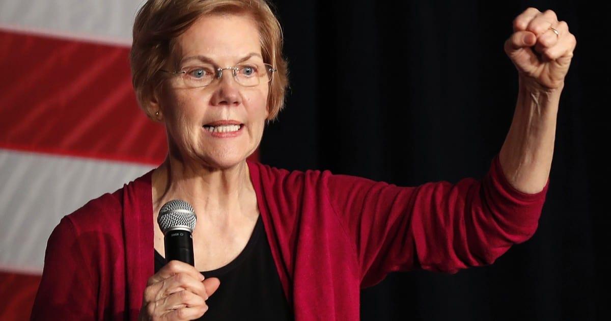 Warren, Klobuchar recauda millones menos que sus rivales en la carrera presidencial