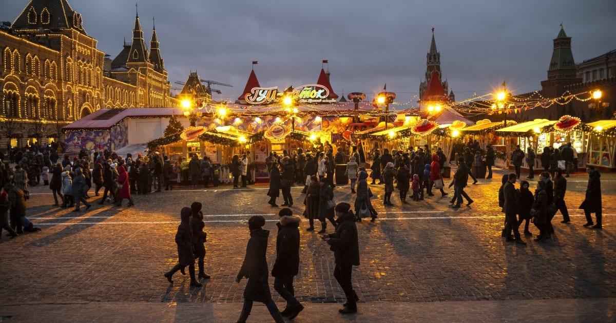 Con el nuevo año, los rusos recibirán 20 años de Vladimir Putin