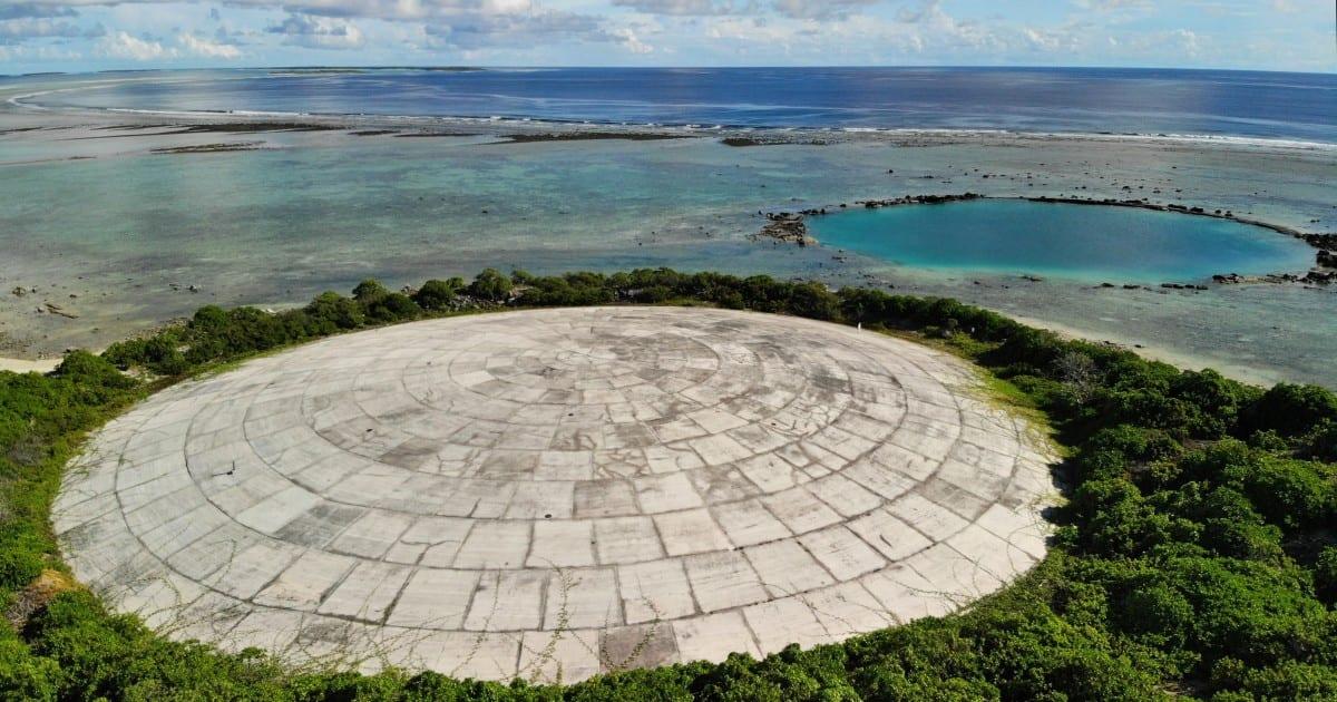 El Congreso requiere una investigación del vertedero nuclear de las Islas Marshall
