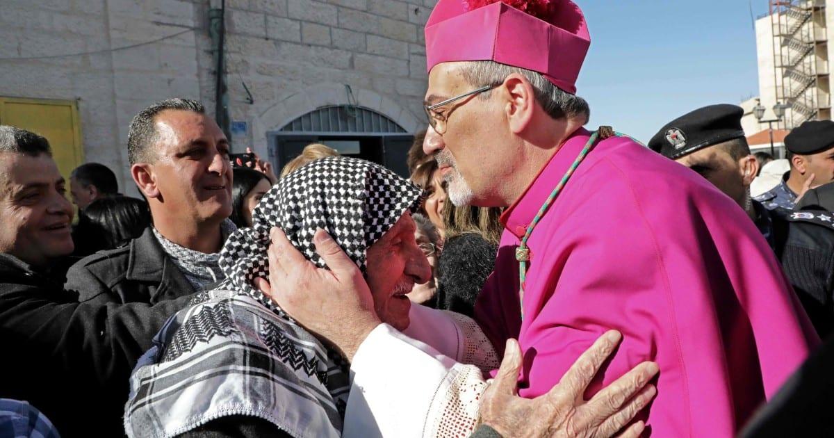 Belén celebra la Navidad e Israel permite que algunos cristianos de Gaza asistan