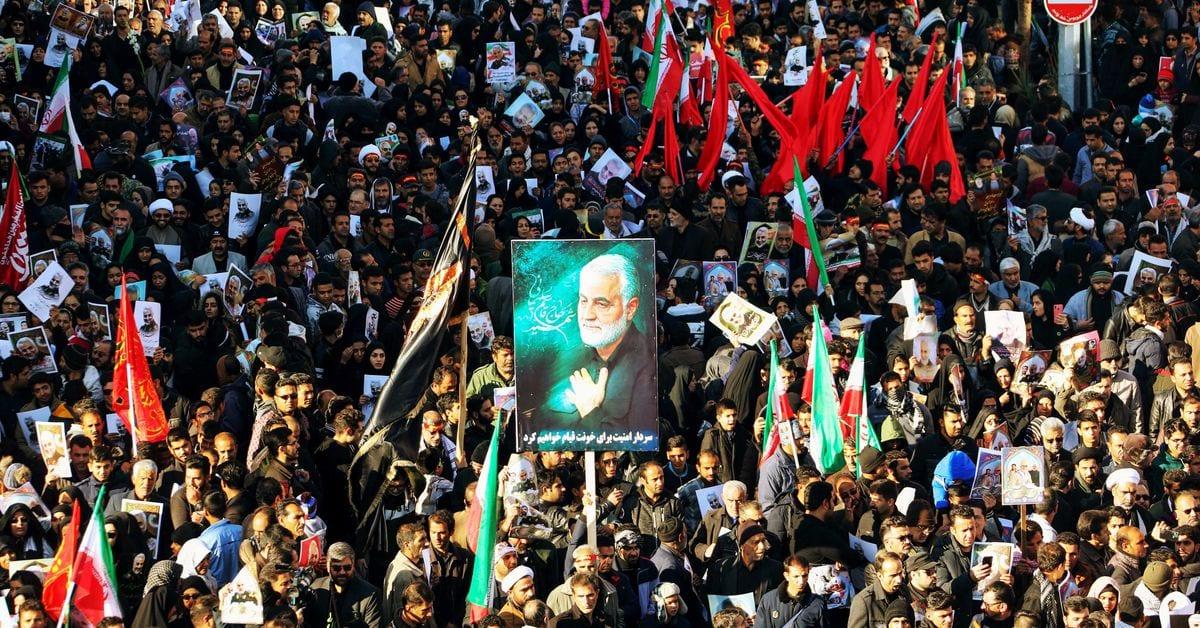 Cómo ve Irán el asesinato de Soleimani
