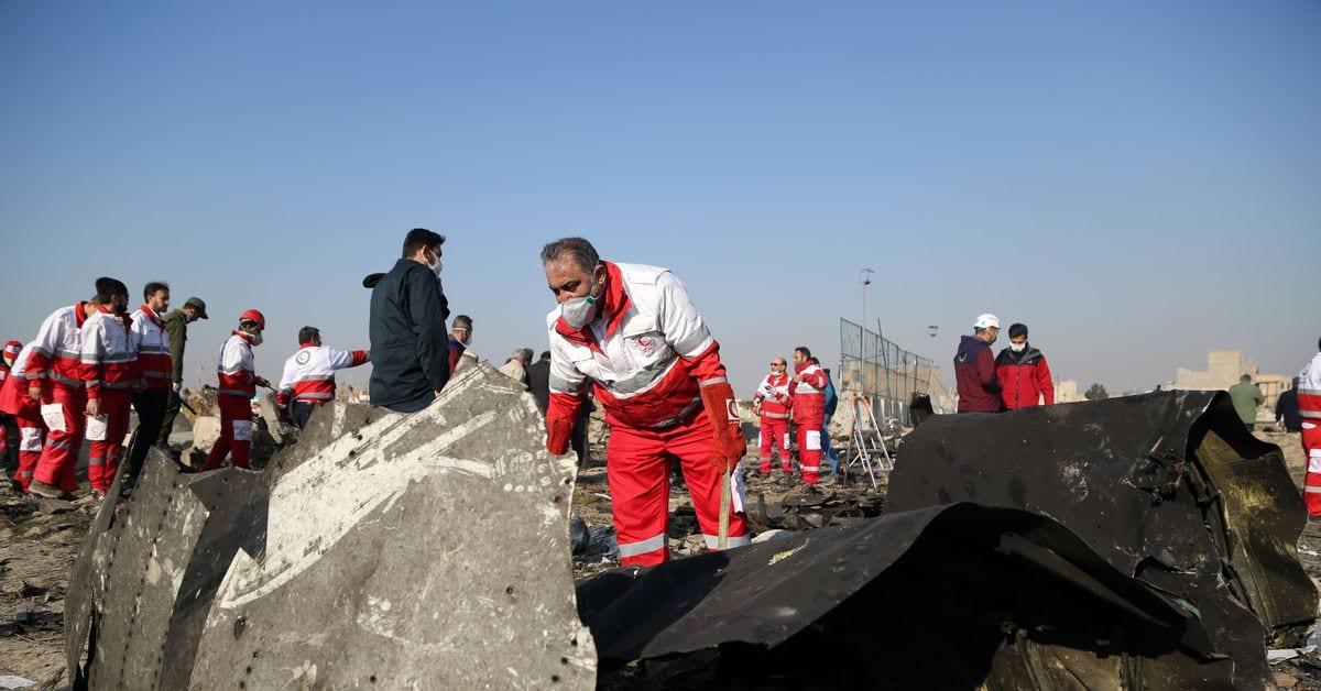 Accidente de avión en Irán: lo que sabemos