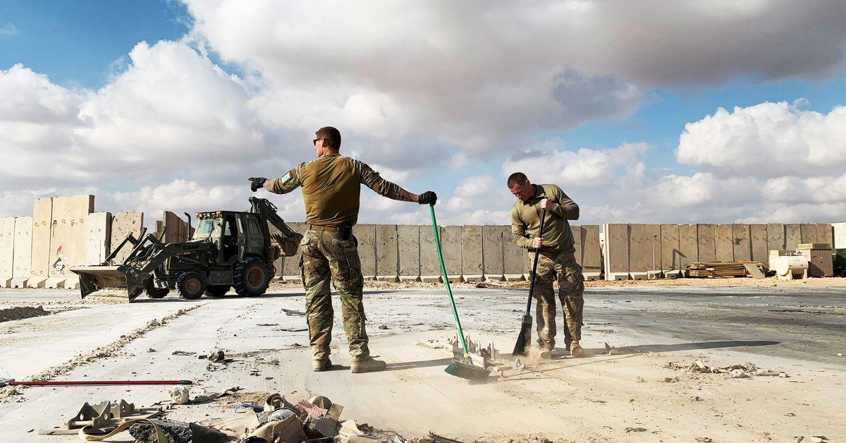 El ataque de Irán hirió a 11 soldados estadounidenses heridos, lo que muestra cuán cerca estuvo Estados Unidos de la guerra