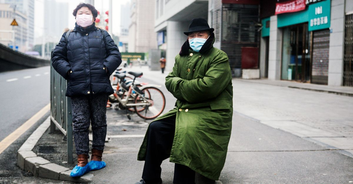 Coronavirus de Wuhan, China: fotos de la vida en cuarentena