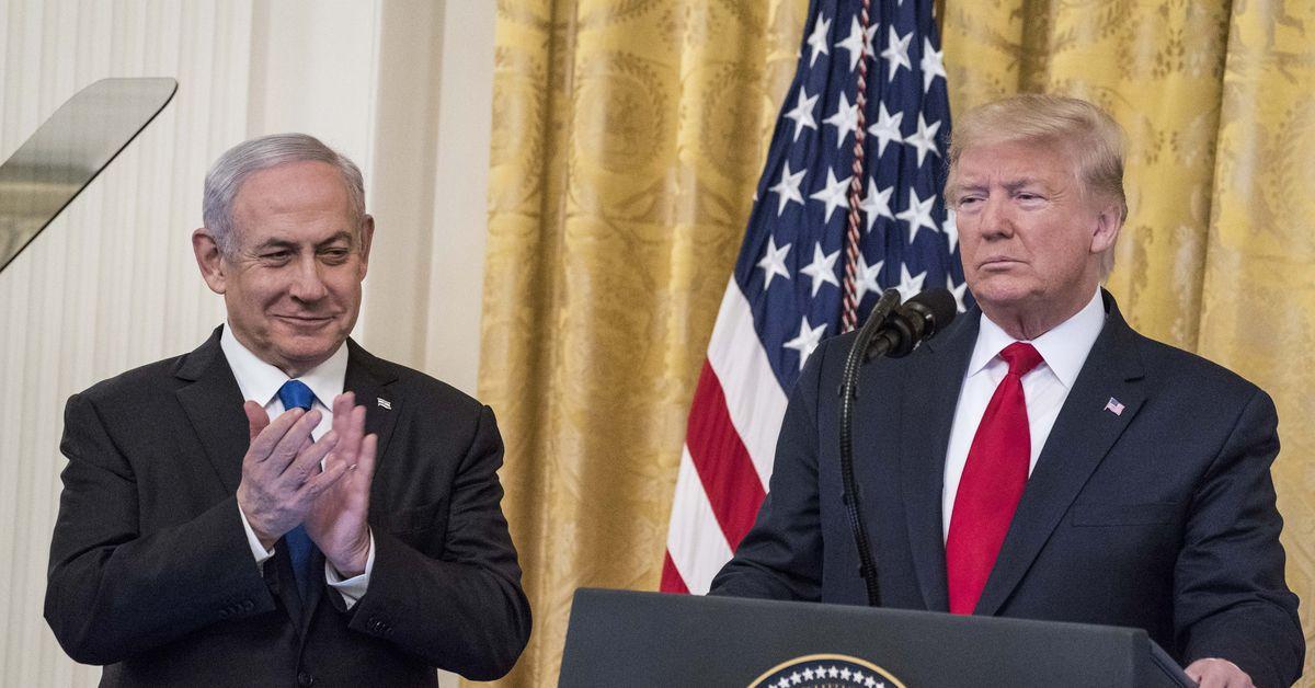 """El """"plan de paz"""" entre Israel y Palestina de Trump es una estafa"""